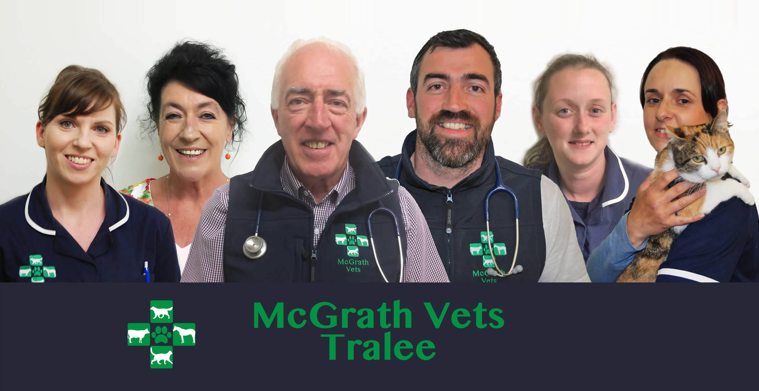 McGrath Vets Staff